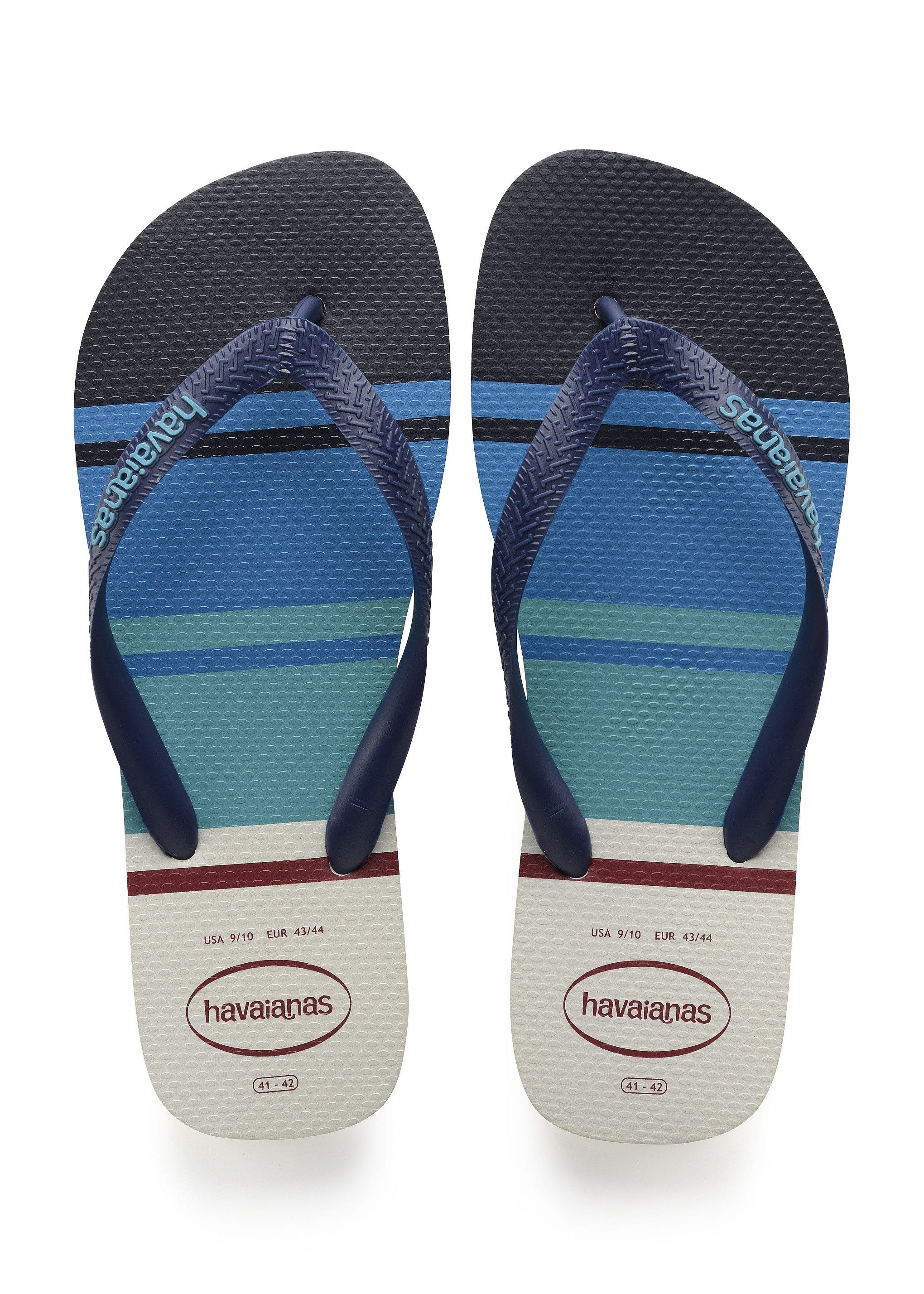 e77526f08 Havaianas Top Nautical Sandal White Price From  £17.88