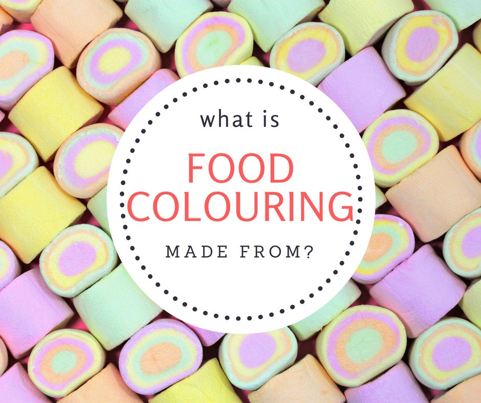 Food Colouring: What They\'re Made From And The Potential ...
