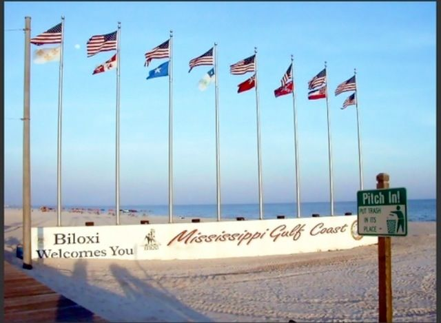 8 flags of mississippi
