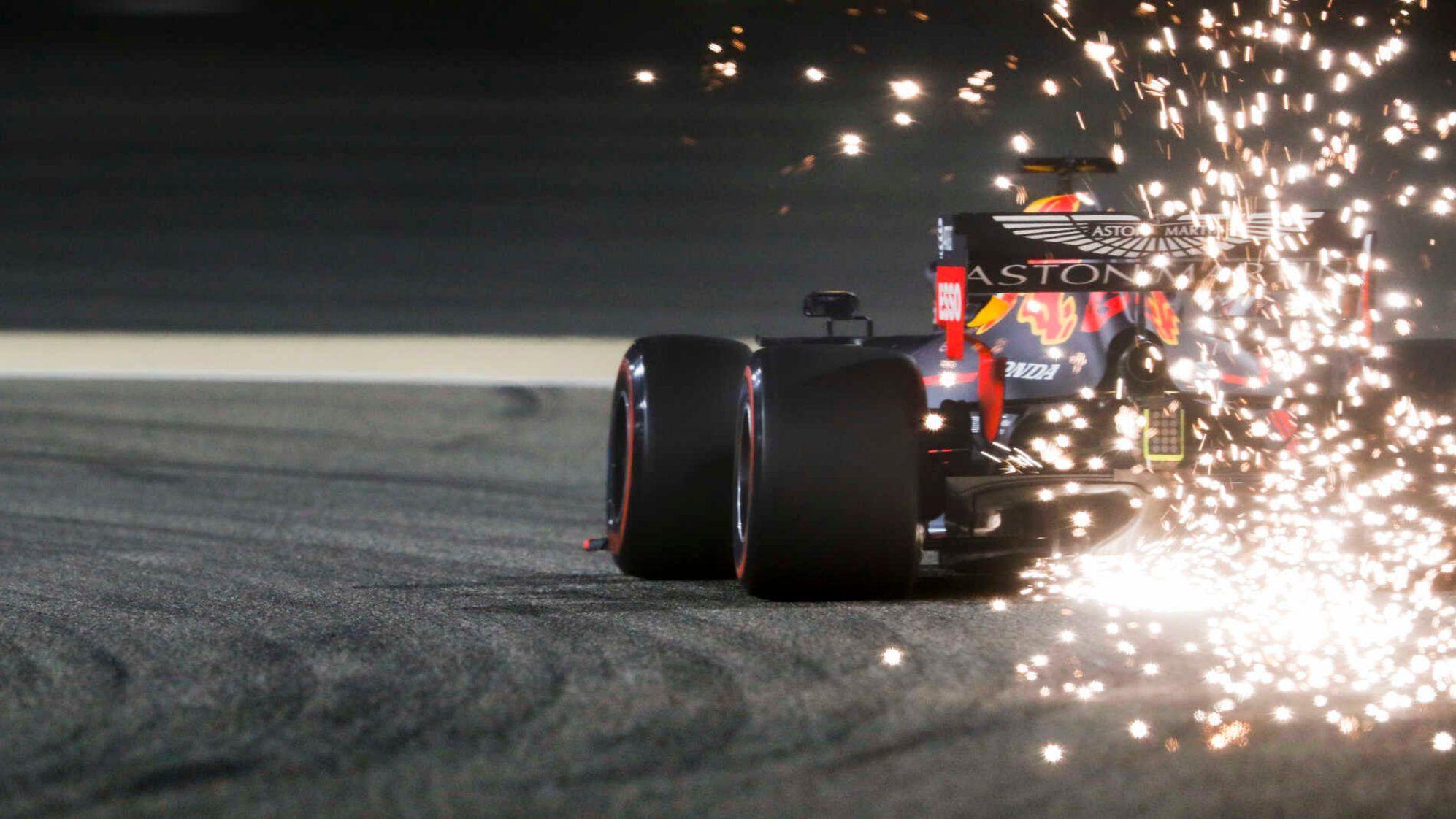 Max Verstappen (©2019 Formula One)