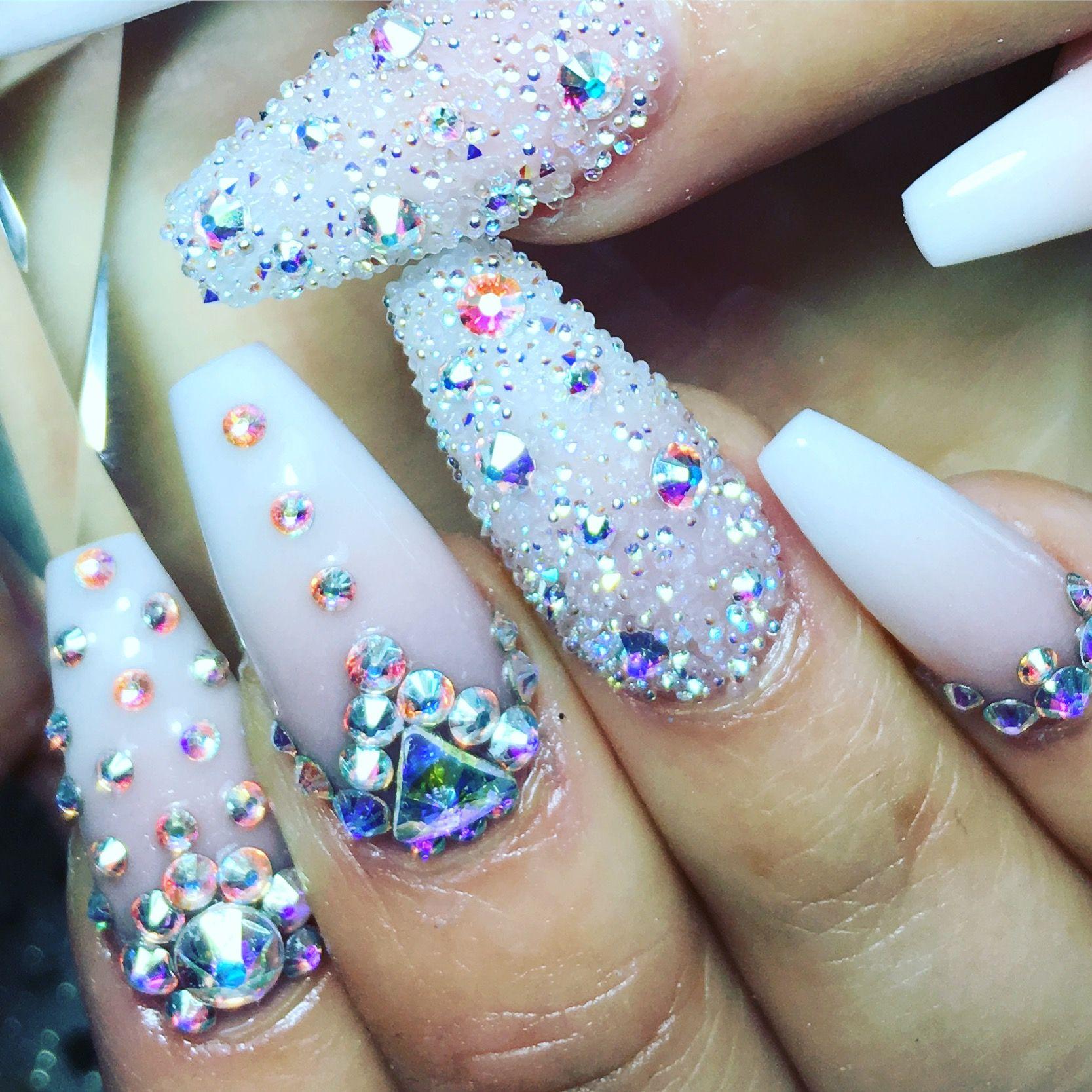 Baby boomer nails @karlasnails Instagram San Bernardino Ca.   Nails ...