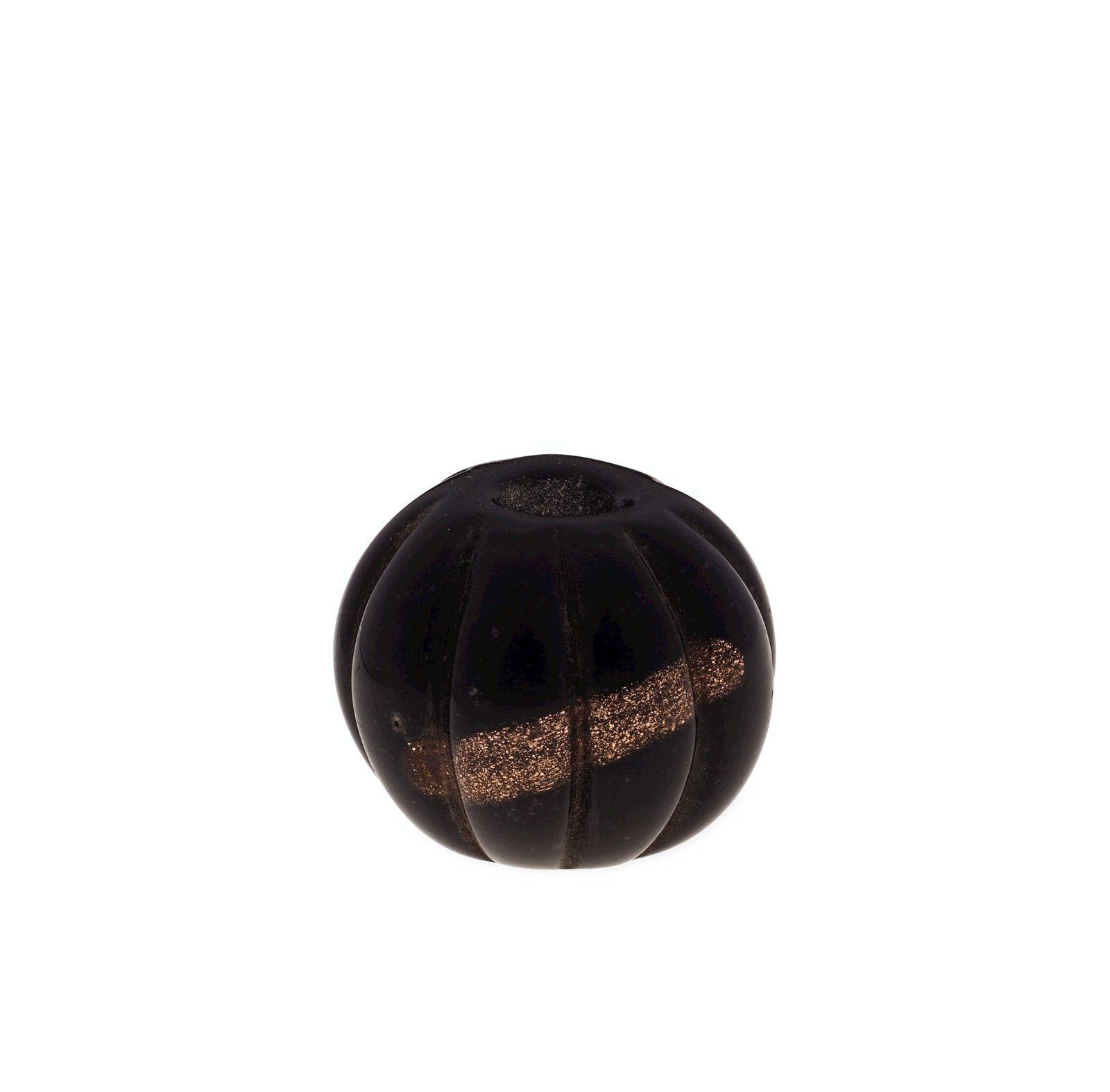 Tombodama or Inlaid Kuchinashidama #bead   Corning Museum of #Glass #cmogbeads