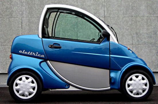 Elletrica Uk S First Electric Car Is Eco Friendly Electric Cars