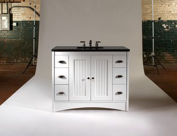 Signature Vanities by The Furniture Guild traditional bathroom