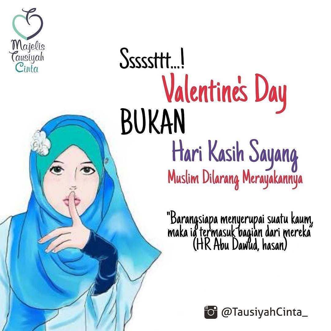 VDay bukan hari kasih sayang! ini kan cuma perayaannya