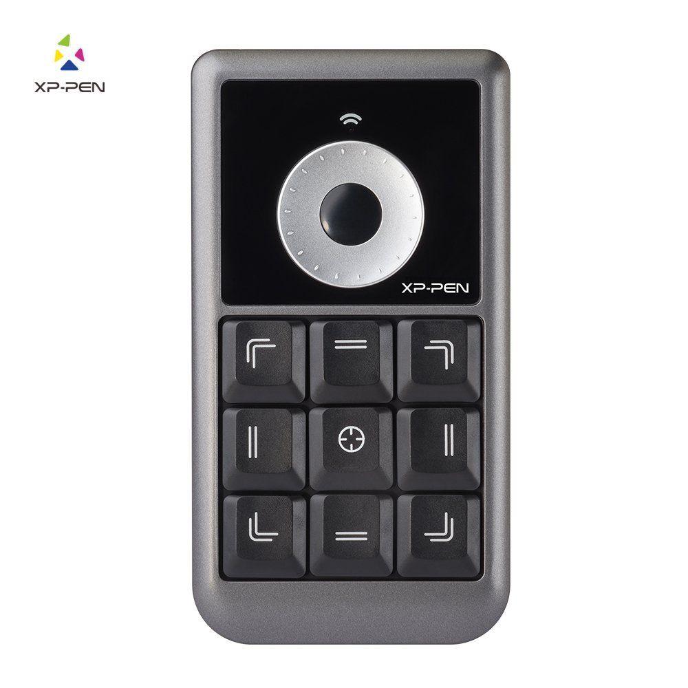 Xppen ac19 shortcut remote express keys