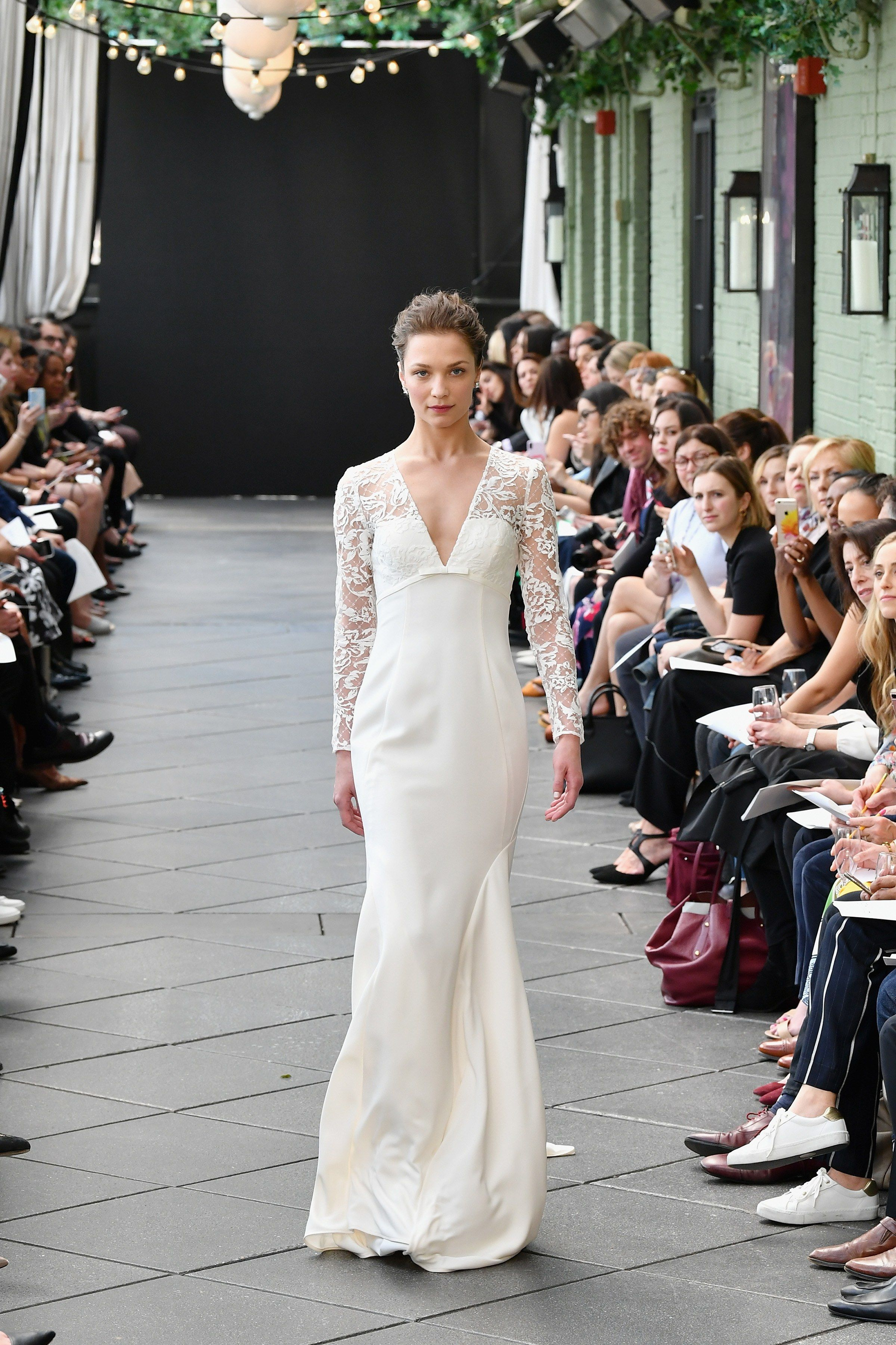 ac545381169 Nouvelle Amsale Bridal   Wedding Dress Collection Spring 2019 ...