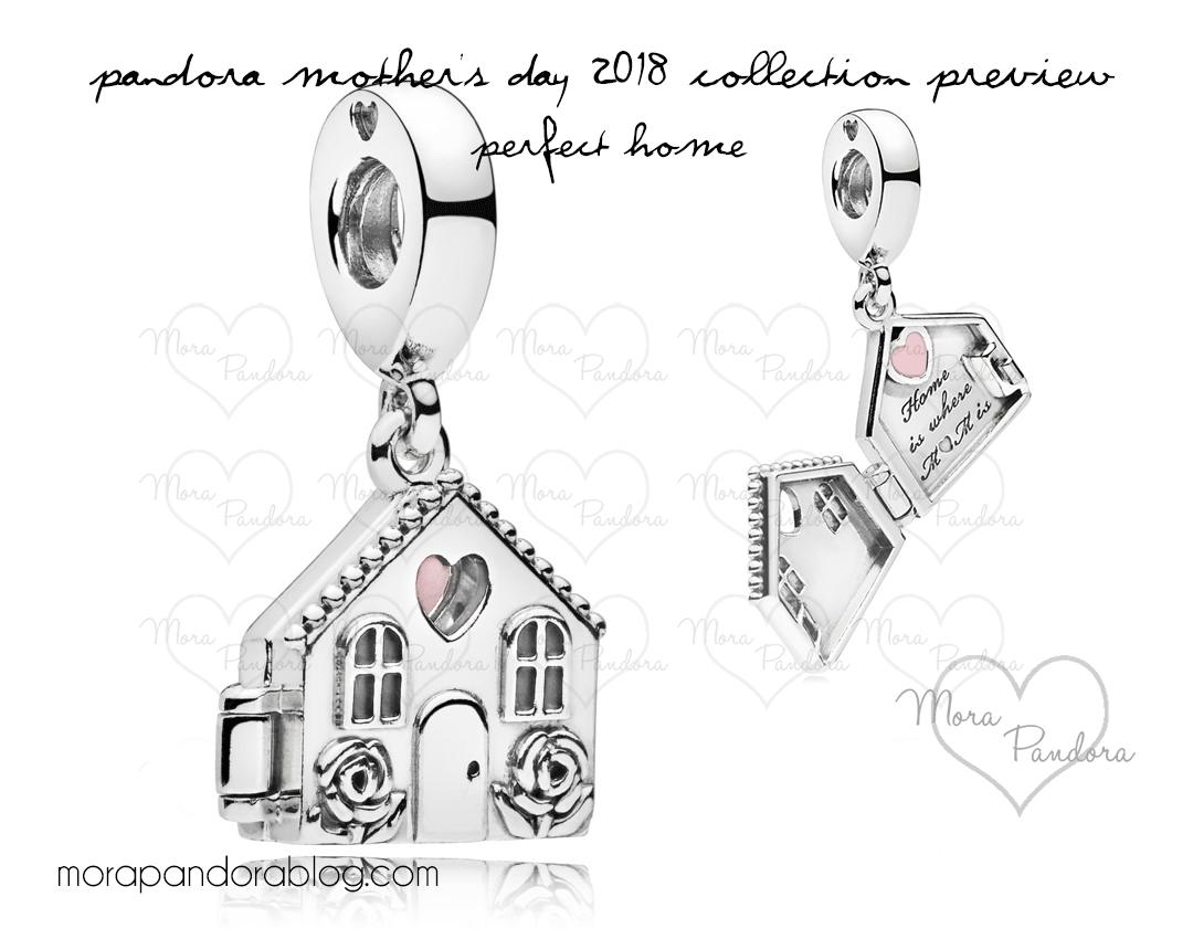 0dc0f174d Pandora Mother's Day 2018 Perfect Home Pandora Bracelet Charms, Pandora  Jewelry, Mora Pandora,