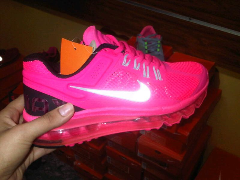 Air Max 2013 fucsia