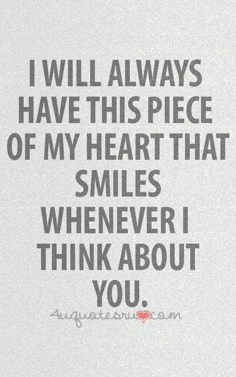 My Heart Smiles Because Of You Best Friendship Quotes Words