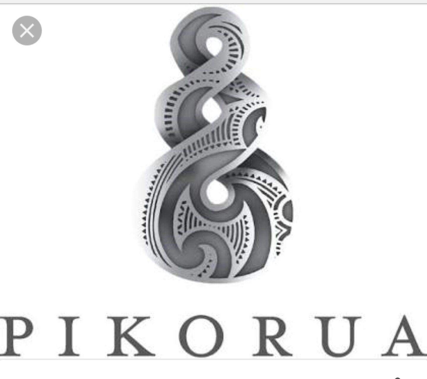 Maori Pikorua Tatmeup Pinterest Maori Maori Symbols And