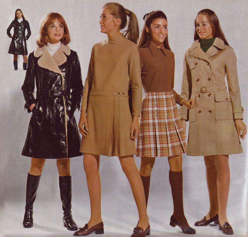 La Mode De L 39 Hiver Creatie Pinterest Fashion Vintage 1970s And Vintage