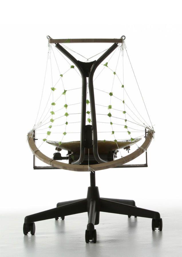 Designing Herman Milleru0027s Golden Gate Bridge Inspired Sayl Chair