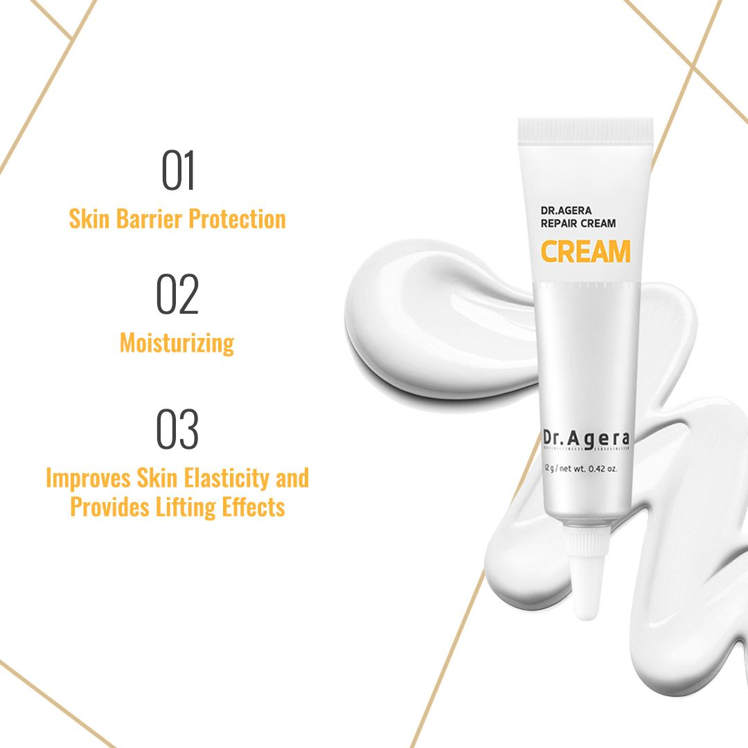 Knowledge About What Goes Into Your Skin Is Key Repair Cream Improve Skin Elasticity Cream