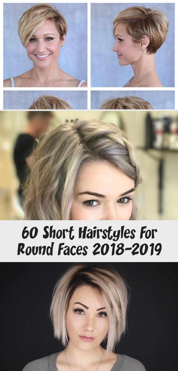 60 Short Hairstyles For Round Faces 2018-2019 - Beauty 60 Short Hairstyles For R... -  60 Short Hairstyles For Round Faces 2018-2019 – Beauty 60 Short Hairstyles For Round Faces 20…# - #beauty #Faces #hairscolorideas #Hairstyles #hairstylesformediumlengthhair #hairstylesforroundfaces #hairstylestutorials #short