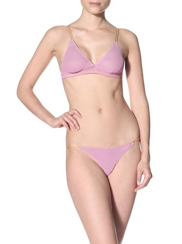 Clo Intimo Women's Malla String Thong (Orchid)