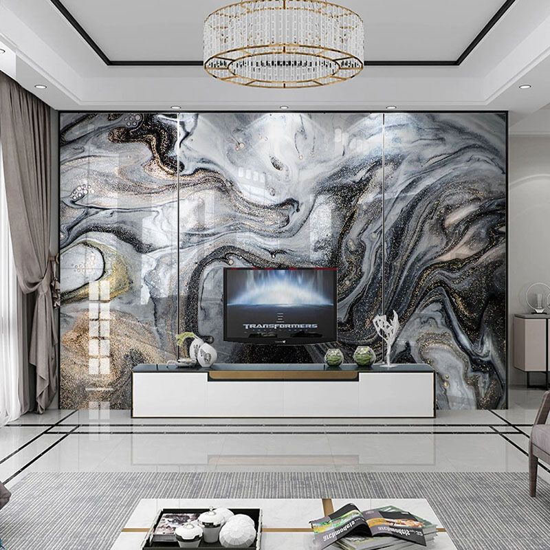 Online Shop 3d Wallpaper Modern Fashion Abstract Stripe Marble Photo Wall Murals Living Room Tv Sofa Art Home Decor W Wall Painting Paper Wall Art 3d Wallpaper
