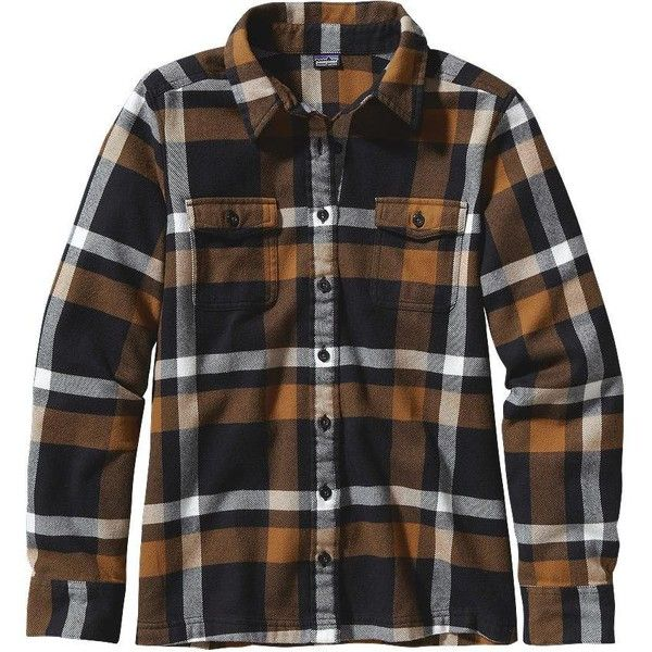 Patagonia Women's Long-Sleeved Fjord Flannel Shirt and other apparel, accessories and trends. Browse and shop 6 related looks.