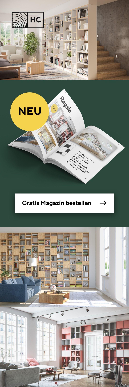 Jetzt GRATIS Möbelmagazin bestellen