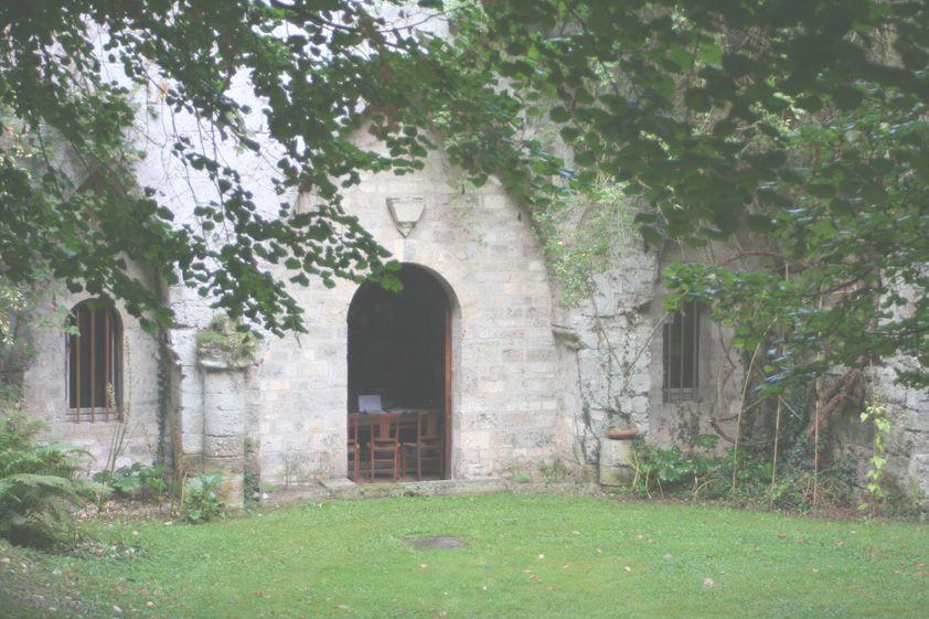 Ancient Abbey od Grestain in Normandy - Herleva - Wikipedia, the free encyclopedia