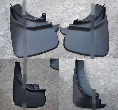 58.89$  Buy here - http://aliwme.shopchina.info/go.php?t=32754030193 - A SET MOLDED SPLASH GUARDS FOR  FORD EXPLORER (2011 2012 2013)  MUD FLAPS MUDGUARD Free Shipping 58.89$ #buymethat