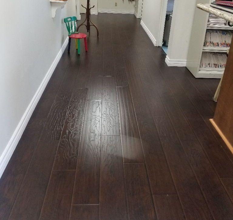 Carpet to Vinyl Strip
