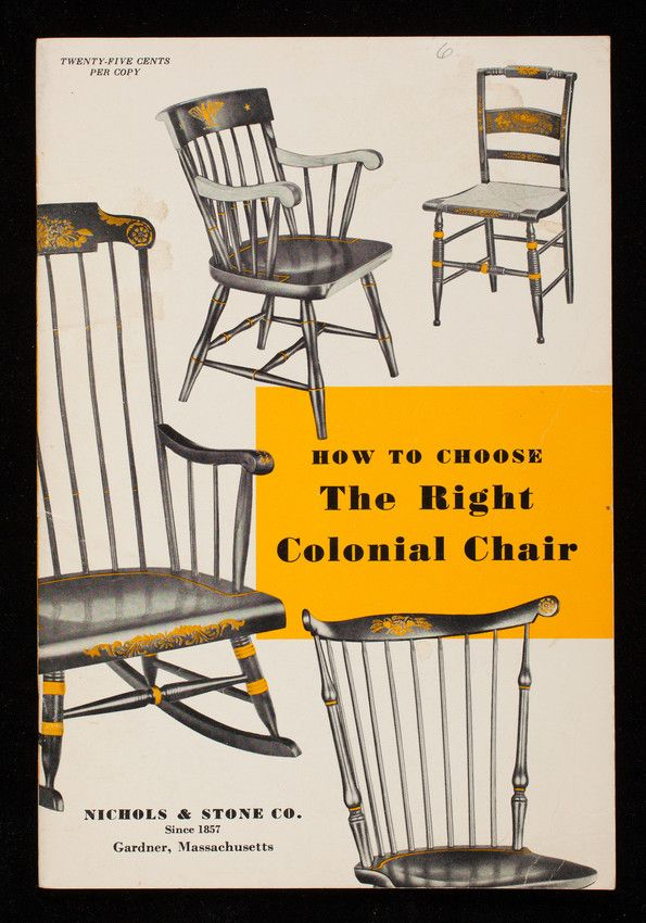 How To Choose The Right Colonial Chair, Nichols U0026 Stone Co., Gardner,