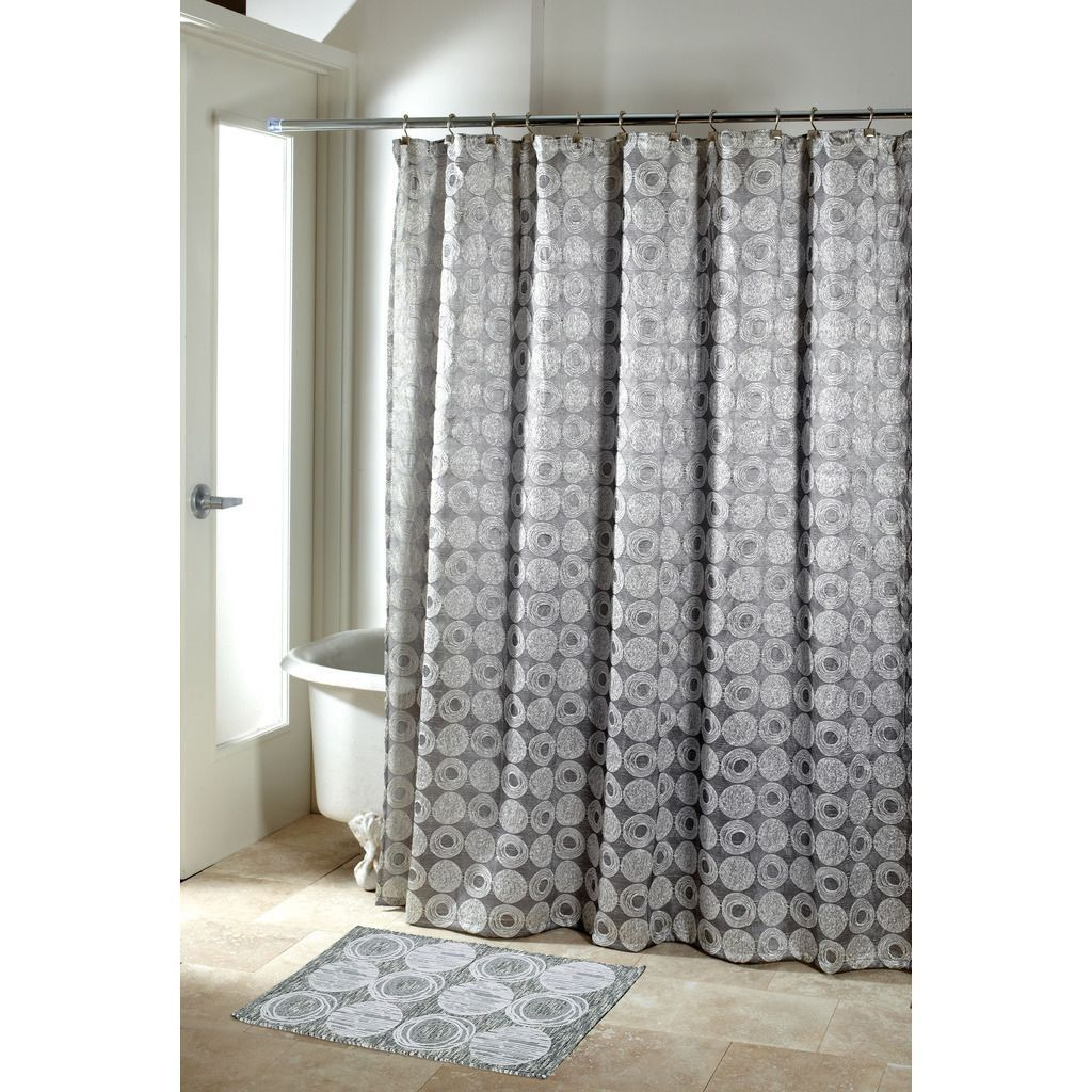 Luxury Shower Curtain And Hooks Set Or Separates With Images
