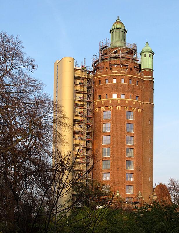 Kleinere Projekte Charlottenburg Wilmersdorf Architektur Rohbau Gebaude