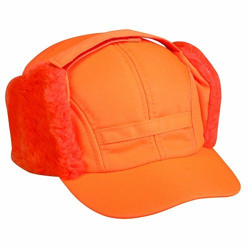 26358487a0f Outdoor Cap with Ear Flaps