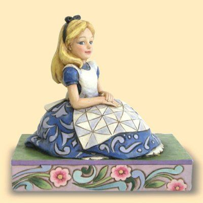 Personality Pose minis: Awaiting an Adventure, Alice - Alice in Wonderland