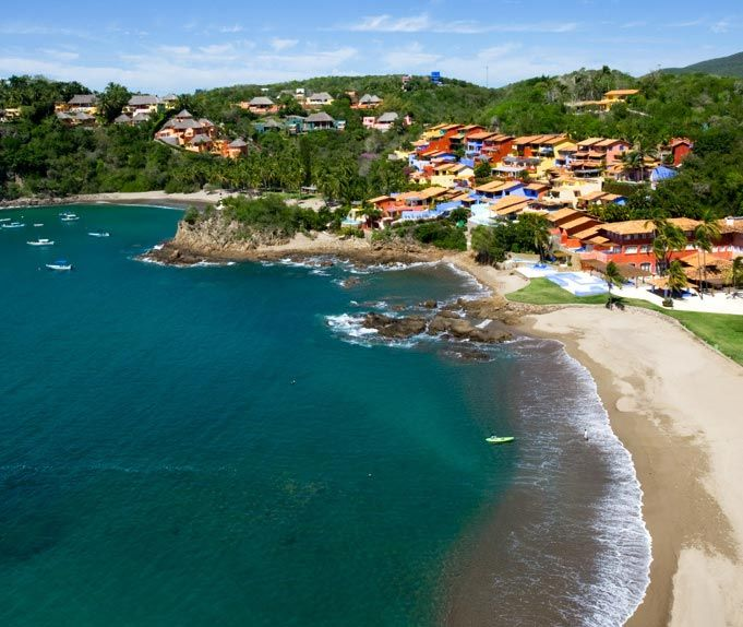 Playa Rosa At Costa Careyes Mexico Only The Wealthy Can Live Here Real Estate Rentals