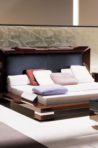 Latest Bed Designs By Wing Chair Pakistan