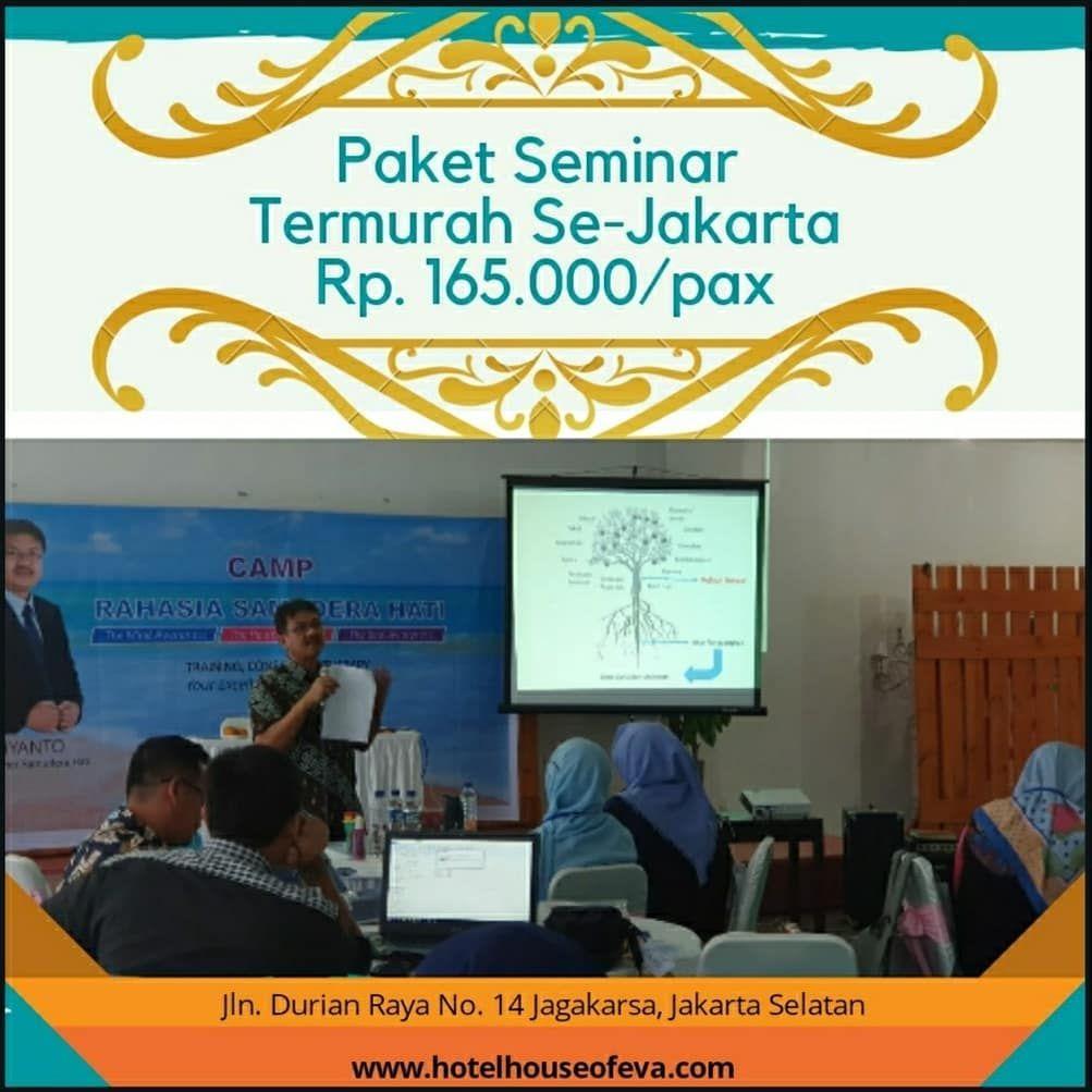Paket Seminar Harga Termurah Dengan fasilitas lengkap