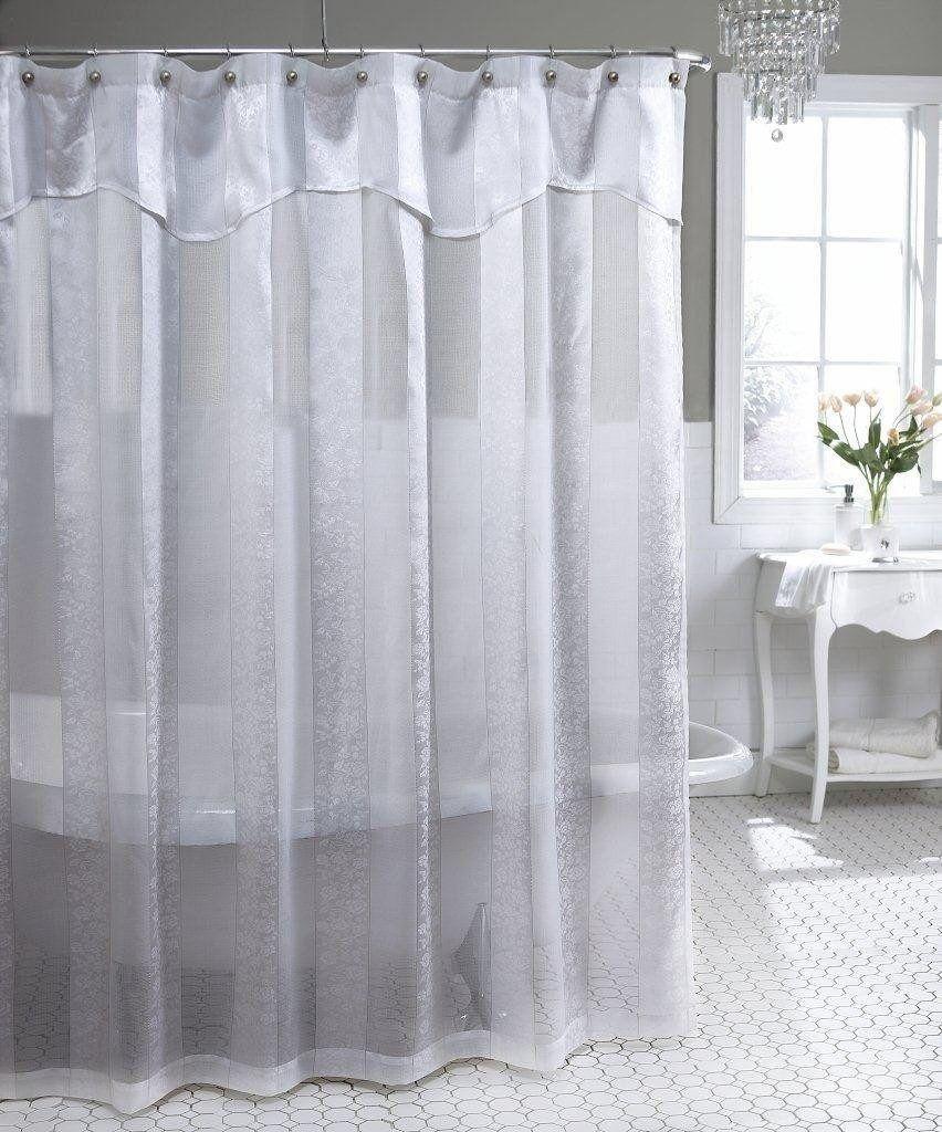 Priscilla Shower Curtains Part - 16: Attractive Priscilla Shower Curtains Part - 11: Priscilla Style Shower  Curtains Curtain