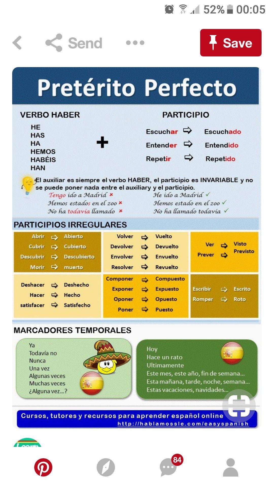 Pin By Lazara Fleitas On Spanish 2 Native Speakers With