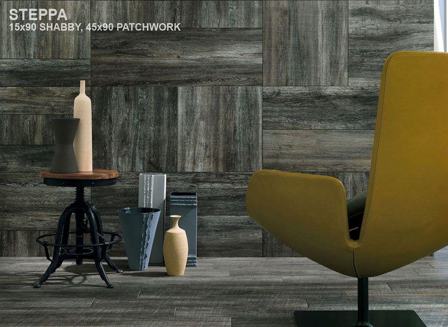 Stupende piastrelle effetto legno in ceramica e gres porcellanato