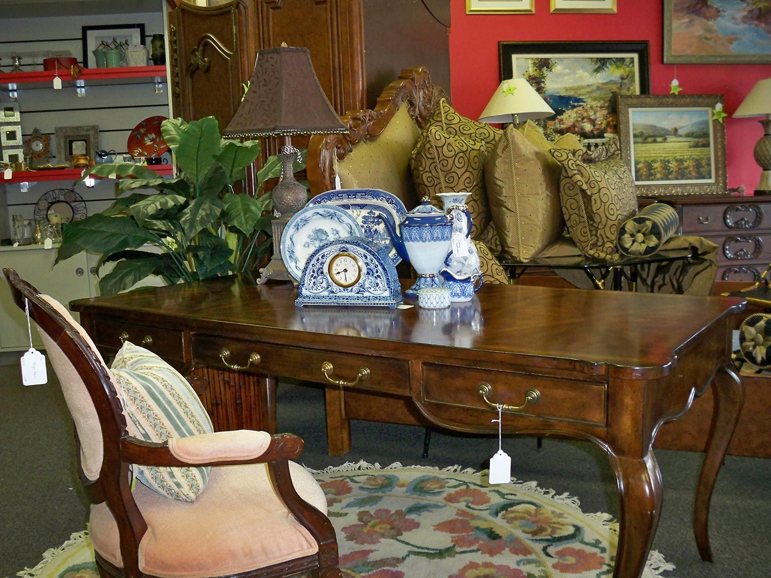 Desk Consignment Gallery | Encore Interiors