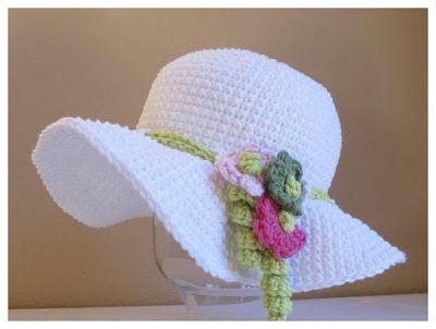 Ideas para el hogar: Sombrero | Tejidos crochet y tricot | Pinterest