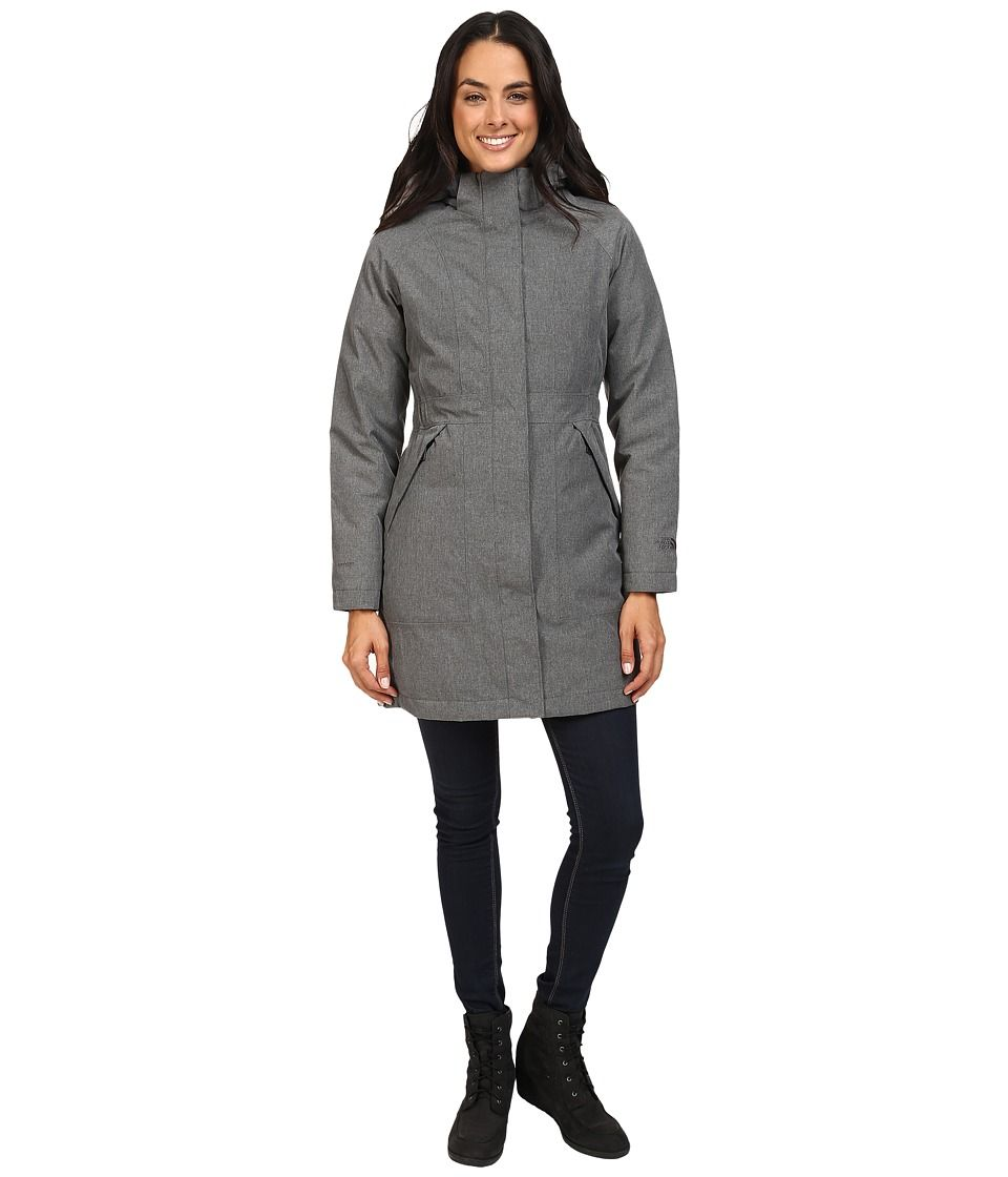 THE NORTH FACE THE NORTH FACE - ARCTIC PARKA (TNF MEDIUM GREY HEATHER)  WOMEN S COAT.  thenorthface  cloth   19bf219f0934