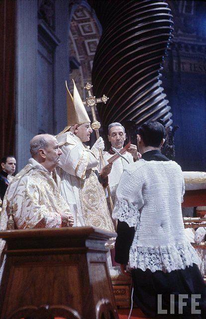 Apertura del Concilio Vaticano II