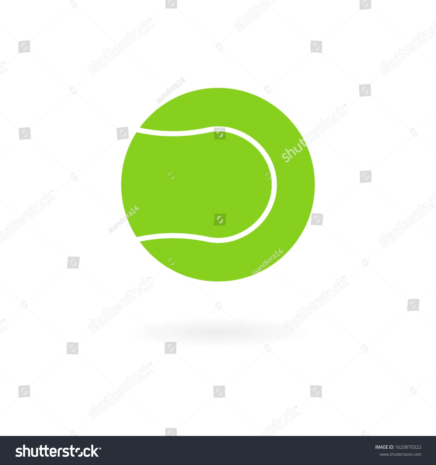 ball tennis white sport design icon vector illustration
