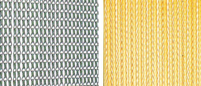 La cortina de tiras esta pensada for Cortinas decorativas