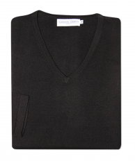 Mens Black #Merino