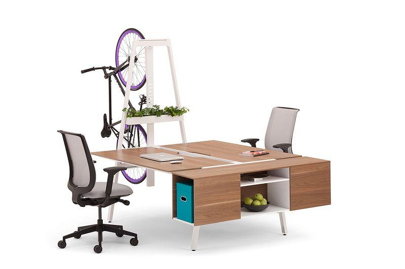 modular office furniture system 1. Bivi Modular Office Desk System Features | Turnstone Furniture 1