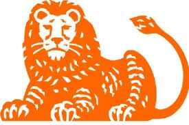 Ing Is A Dutch Bank The Color Orange Is Linked To Holland And The Lion Represents The Power Of The Bank King Of The Animals Lion Logo Animals Wild Logo Quiz