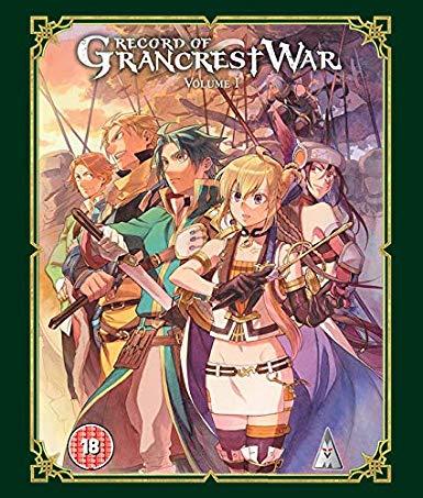 Record Of Grancrest War Part 1 Bluray [2019