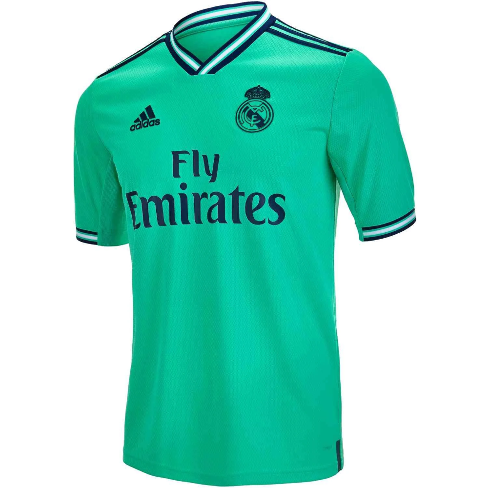 Adidas Kid S Real Madrid 3rd Jersey In 2020 Real Madrid Usa Soccer Women Jersey