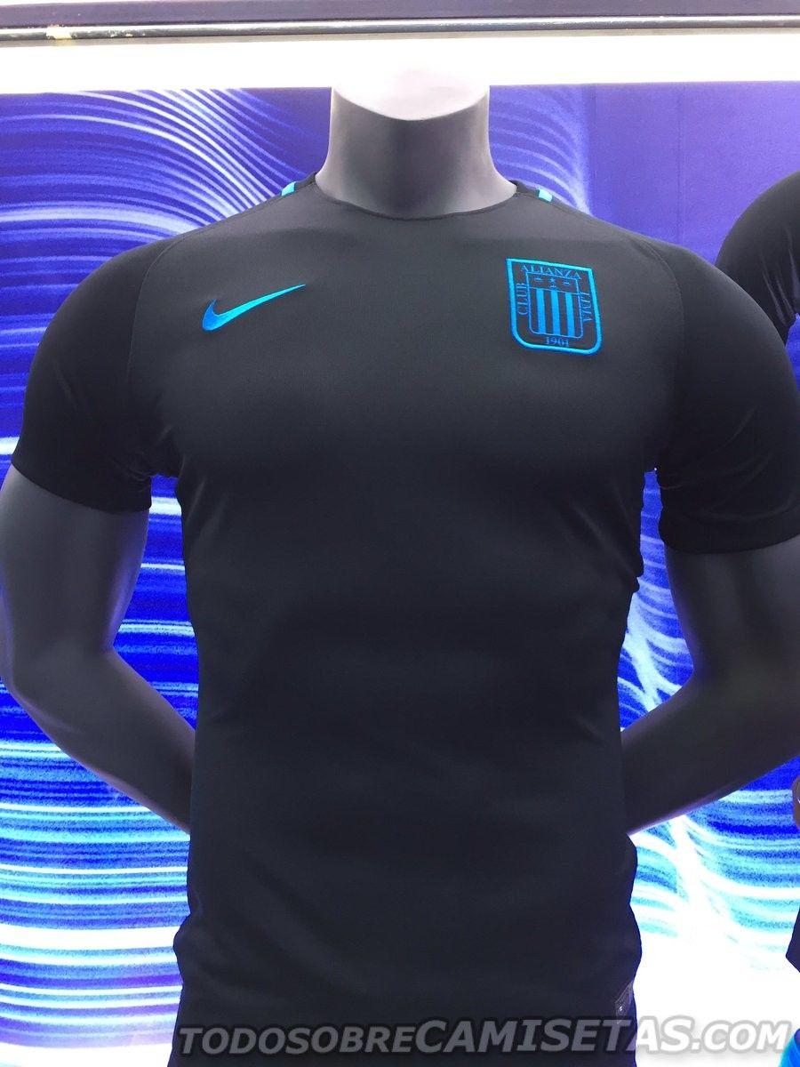 fórmula Que pasa formato  Camisetas Nike de Alianza Lima 2017 | Camisetas nike, Camisetas, Nike