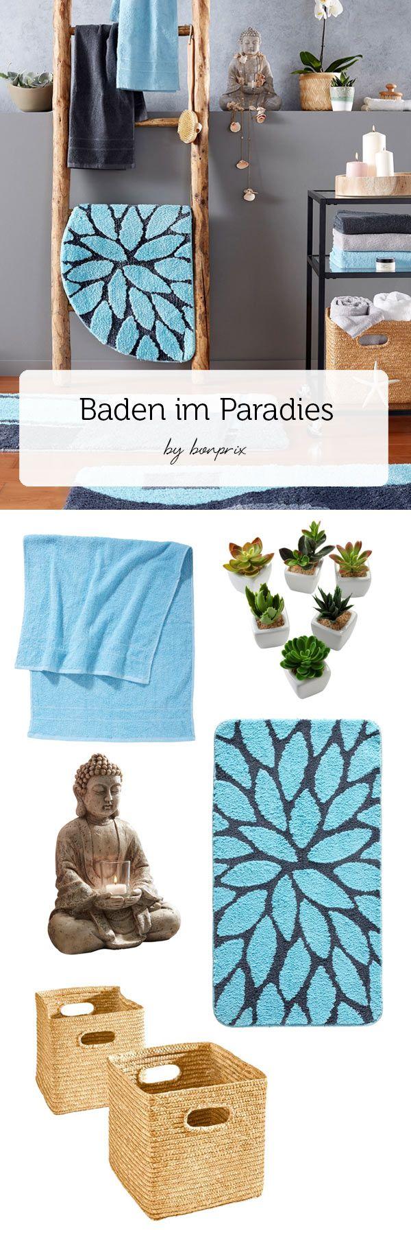 Baden Im Paradies By Bonprix Mit Ein Paar Deko Elementen Lasst
